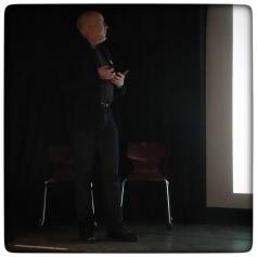 Keynote speaker Ralf Weber.